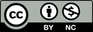 Le logo de la licence CC – BY – SA