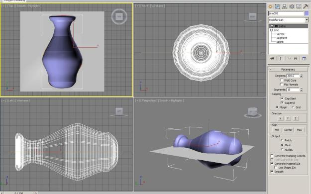 Du design 3d mod lisation 3d pays marennes oleron for Modelisation 3d gratuit